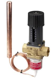 Термостатическая головка с выносным датчиком