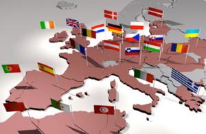 География европейских филиалов MULTIBETON