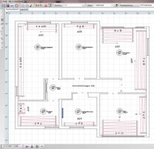 Интерфейс новой версии программы Multiplaner 5.0